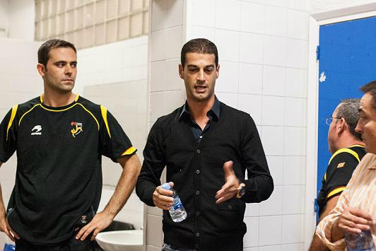Gerard López, seleccionador de Catalunya // FOTO: FCF