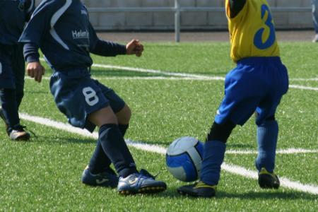 Nens, futbol