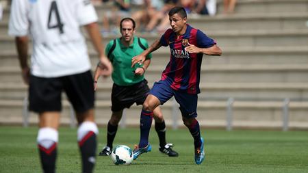 El Mallorca arranca un empate frente al juvenil del Barça