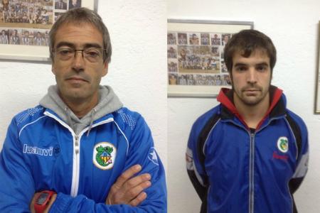 Joan Mallart i Francesc Moñino (Banyoles)