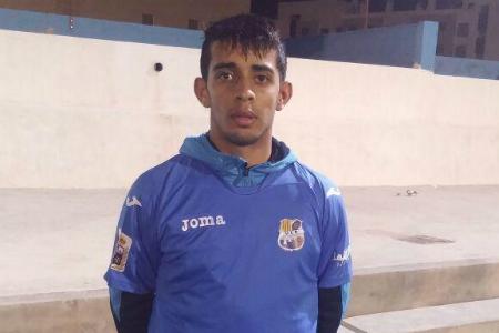 Moha, nou jugador de la Rapitenca // FOTO: @uerapitenc