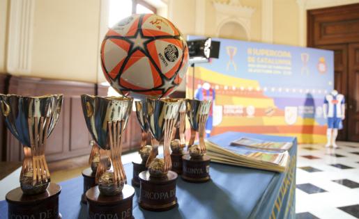 La Supercopa de Catalunya es juga a Tarragona // FOTO: FCF