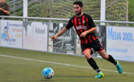 Marcel Meseguer ha començat amb bon peu la temporada // FOTO: Twitter @Maarcel8