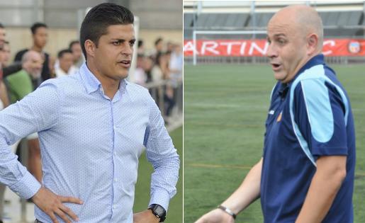 Àxel Vizuete i Juanjo Garcia, noms propis a les últimes hores a Tercera // FOTO: David Ferrer/Javi Borrego