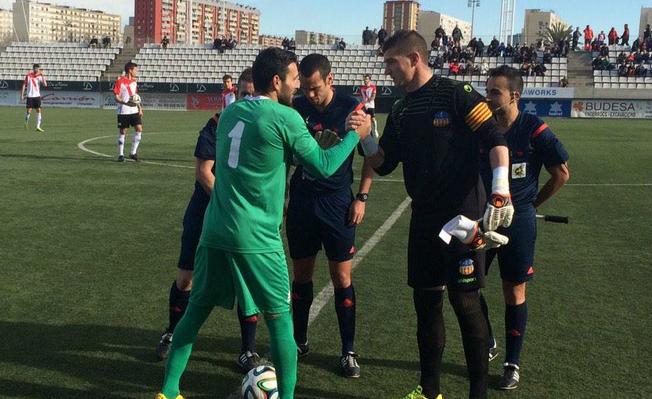 Craviotto i Morales  dos exemples per a futurs esportistes i, en particular, porters // FOTO: Jordi Mestres