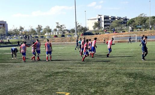 El Girona torna al liderat després de guanyar l'Espanyol i ensopegar el Barça // FOTO: @eterngirona