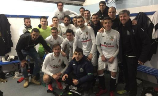 Segon derbi lleidatà consecutiu que s'emporta les Borges // FOTO: Twitter FC Borges Blanques