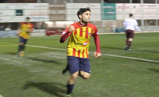 Retorn esperat i victoriós d'un golejador molt gran al futbolcat / FOTO: Gentilesa Lluís Muntaner