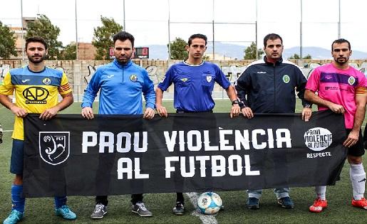 Aquest missatge sempre s'ha dit en el nostre esport encara que alguns fan tot el contrari // FOTO: FCF