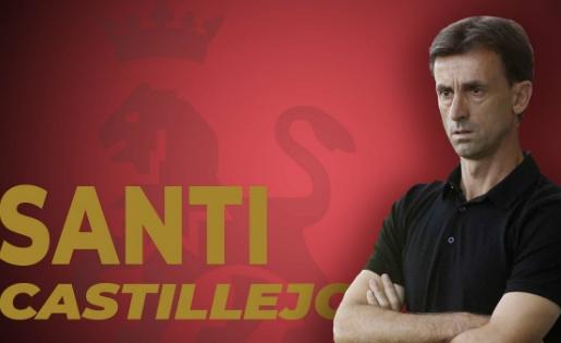 En Santi Castillejo torna a casa per fer-se càrrec de l'Osasuna Promesas // FOTO: Twitter CA Osasuna