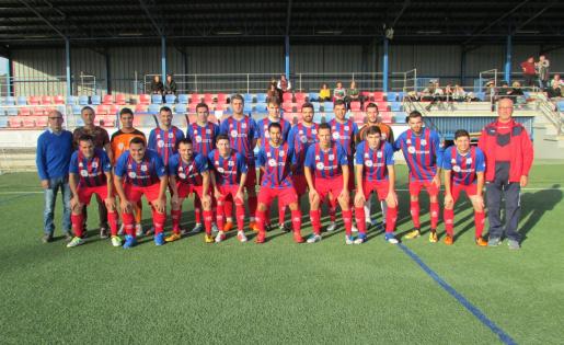 L'Alcanar, un club lluitador i perseverant que mai es rendeix // FOTO: Junta Gestora CD