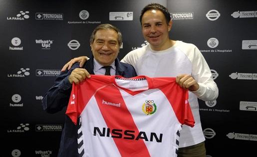 Santi Ballesté i Jonathan Risueño