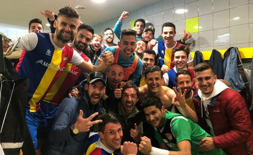 Triomf important de l'Andorra que puja fins a la segona posició // FOTO: @FCA_oficial