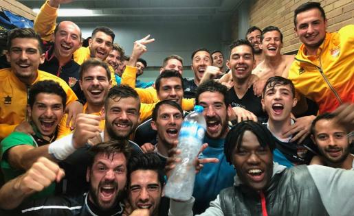 L'Andorra s'assegura jugar el playoff d'ascens // FOTO: @FCA_oficial