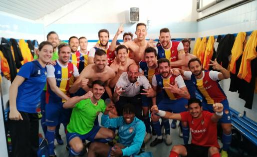 A dues jornades del final, l'Andorra es fa amb el liderat // FOTO: @FCA_oficial