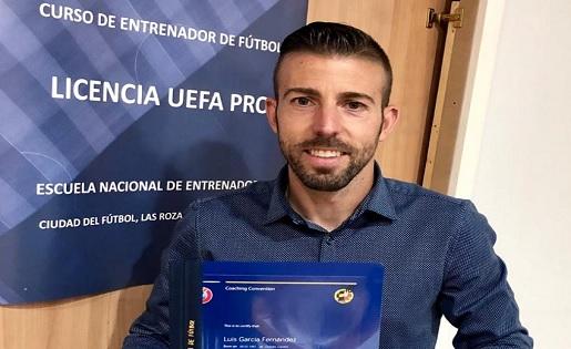 CF Damm, Luis García