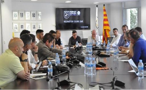 Federació Catalana, Clubs