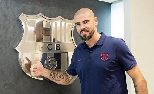 FCB, Victor Valdés