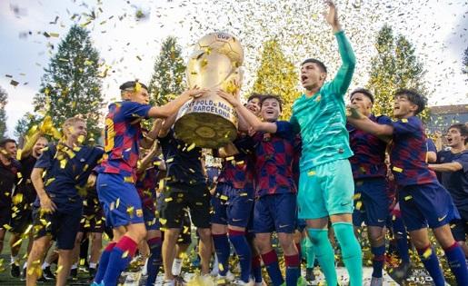 The Cup, Barcelona, Juvenils