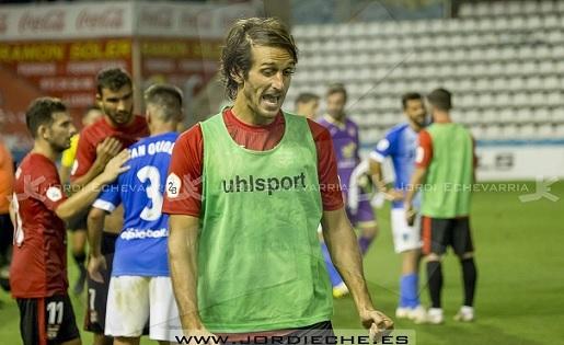 Lleida Esportiu, líder, Segona B