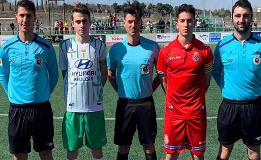 RCD Espanyol, DHJ, Juvenils