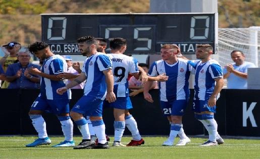 Els blanc-i-blaus han acabat mantenint-se a la futura 2a RFEF // FOTO: RCD Espanyol