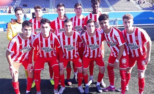Girona B, Juvenil, LNJ, Antonio Rivera