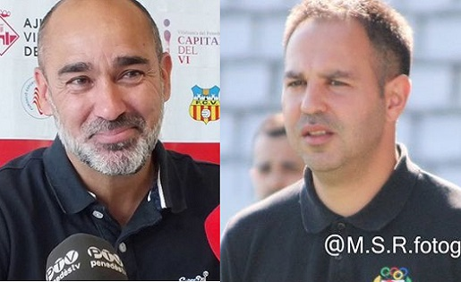 Ivan Moreno, Jonathan Risueño,, Vilafranca, L'Hospitalet