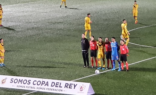 Badalona, Copa del Rei,