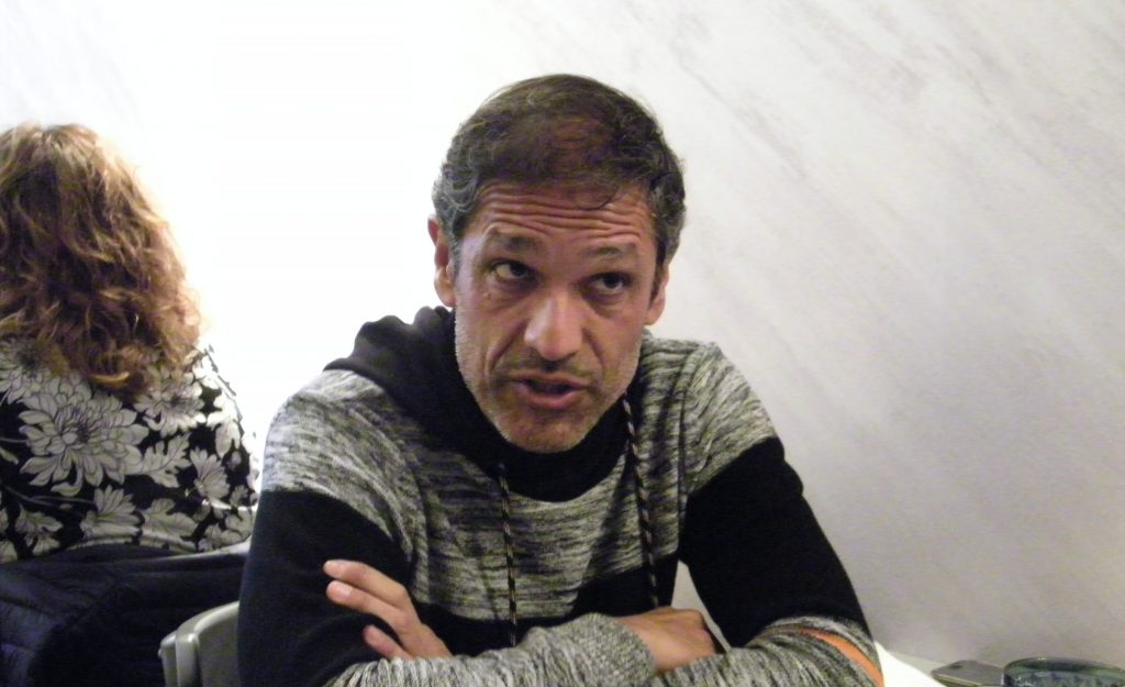El tècnic grana Toni Seligrat ha donat oportunitats a Wilfred i a Gonzi per a defensar la porteria // FOTO: Futbolcatalunya