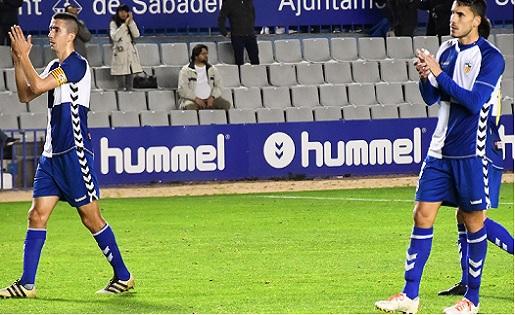Angel, Sabadell, Segona B