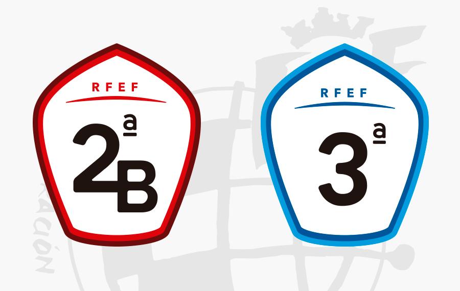 Impulso 23, RFEF, clubs catalans, Segona B, Tercera