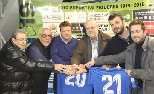 UEF, FIgueres, Xavi Salamero