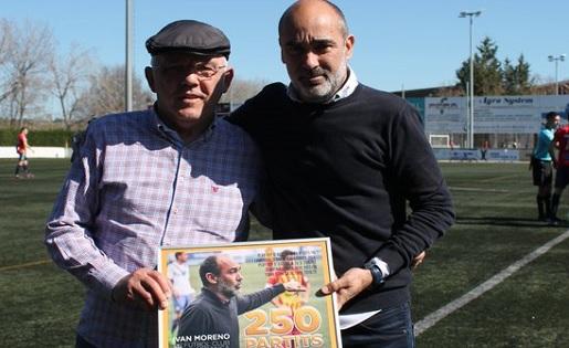 Pepe Fos, Ivan Moreno, Vilafranca