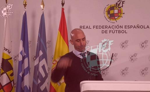 RFEF, Rubiales