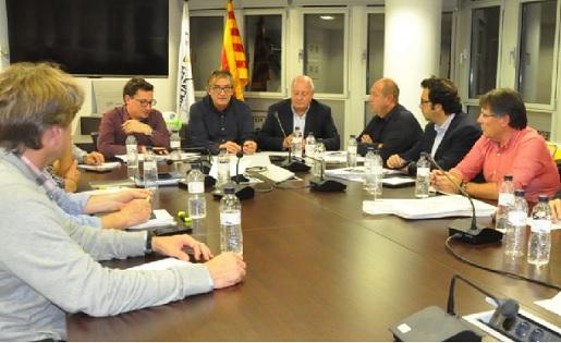 Delegats, FCF