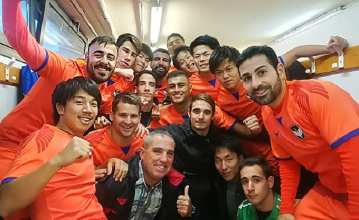 Quarta Catalana, Albirex FC, Yosuke