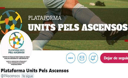 Plataforma Units pels Ascensos