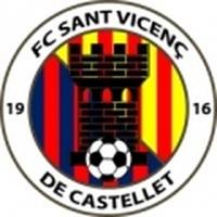 Escut - Sant Vicenç 2018 FC