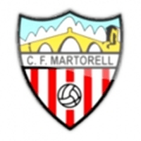 Escut - Martorell C.F A