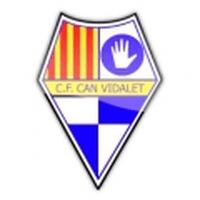 Escut - Can Vidalet CF