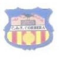 Escut - Corbera D' Ebre CF