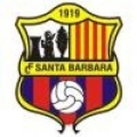 Escut - Santa Barbara CF