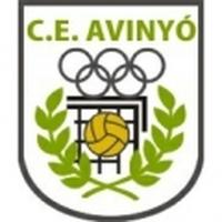 Escut - CE Avinyo