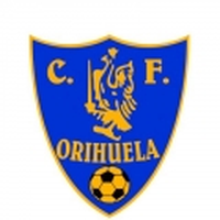 Escut - Orihuela CF