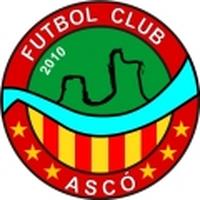Escut - FC Ascó
