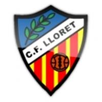 Escut CF Lloret