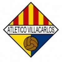 Escut - At. Villacarlos