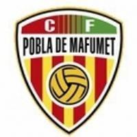 Escut - CF Pobla de Mafumet