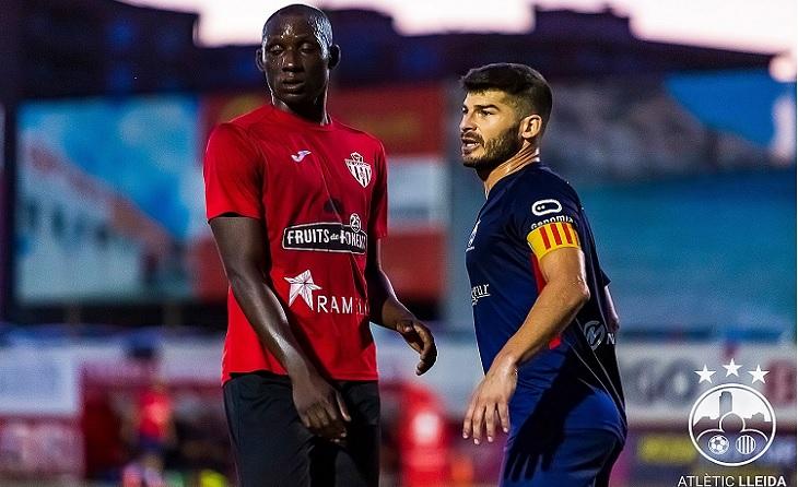 Als seus 32 anys, Pau Bosch té molt clar el seu camí professional i l'esportiu // FOTO: Atlètic Lleida